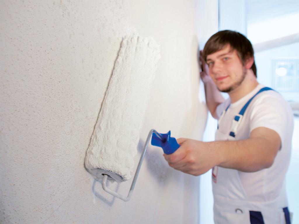 Wasserschaden Malerarbeiten