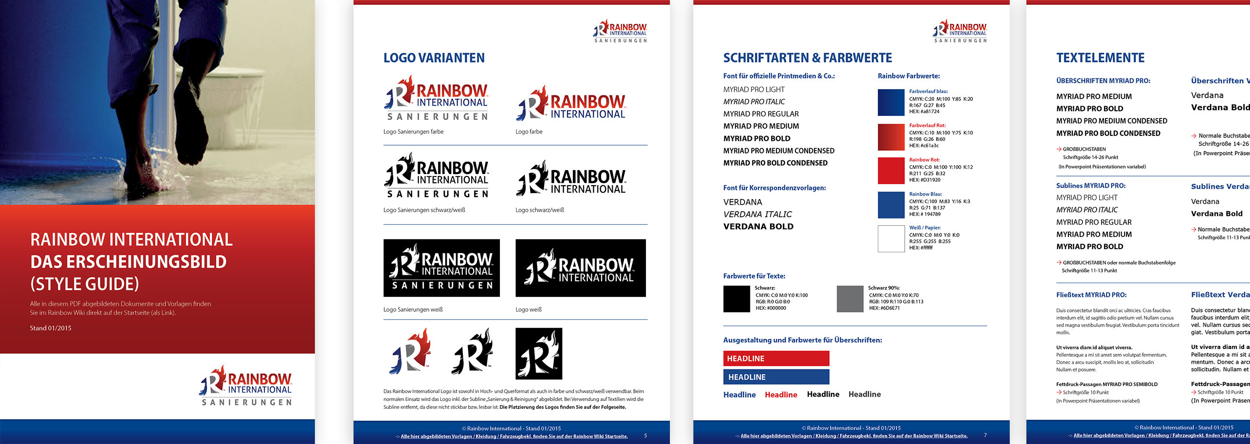 Rainbow International In Neuem Gewand Rainbow International