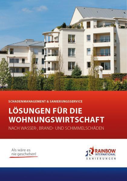 Hausverwaltungs Broschüre