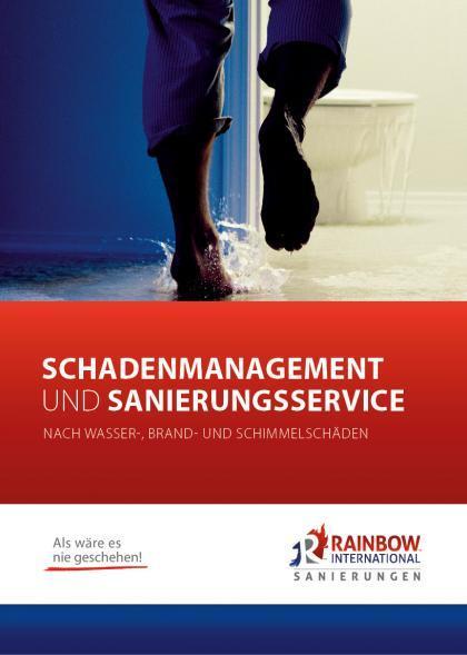 Schadenmanagement Broschüre