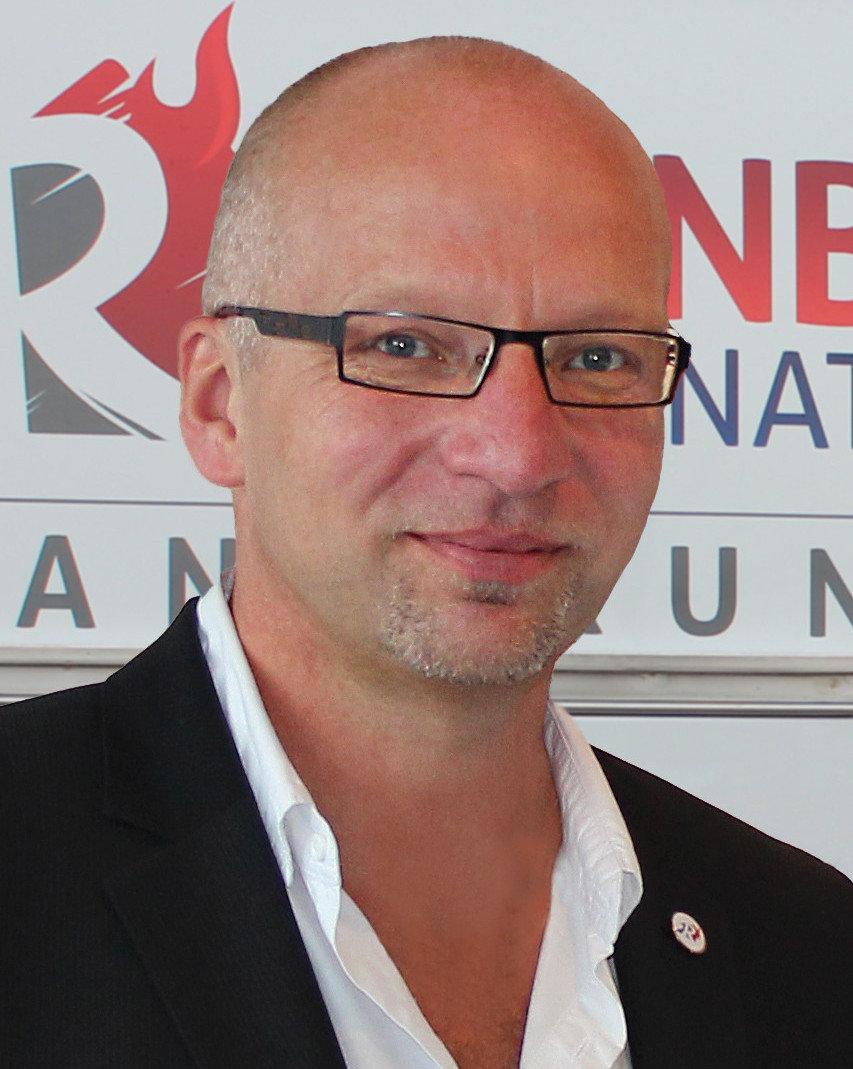 Geschäftsführer Heino Löber