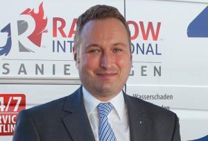Geschäftsführer Rober Pfeffer