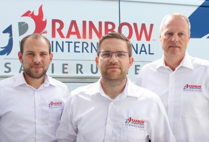 Ludwigshafen – Rainbow International FEL Sanierung GmbH